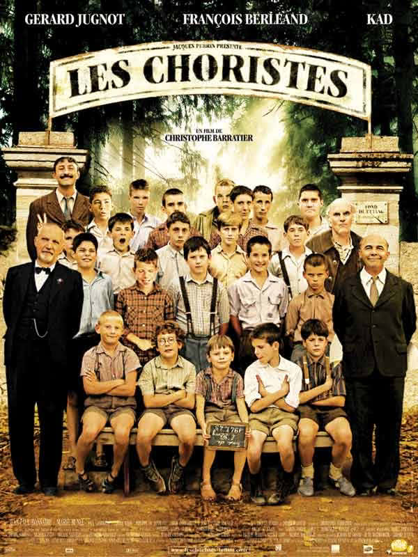【法國電影】放牛班的春天 Les Choristes