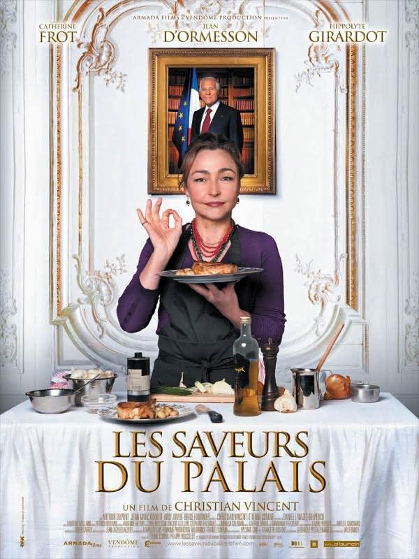 【法國電影】巴黎御膳房 Les Saveurs du palais