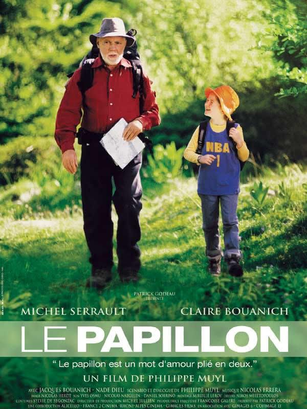 法國電影 蝴蝶 Le Papillon