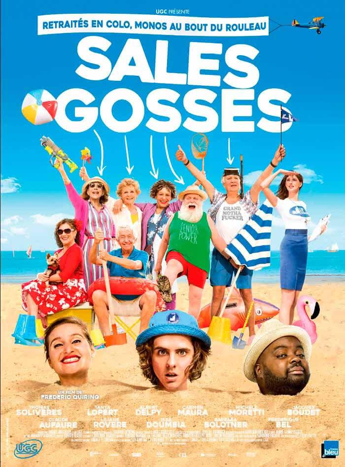 法國電影:Sales Gosses