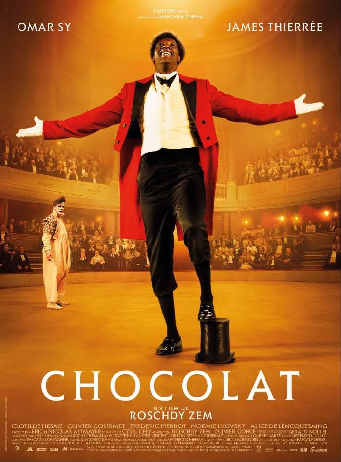 【法國電影】小丑的眼淚 Chocolat