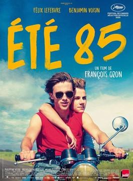 彩虹驕傲-精選五部法國LGBTQ電影 - 85年的夏天 Été 85》