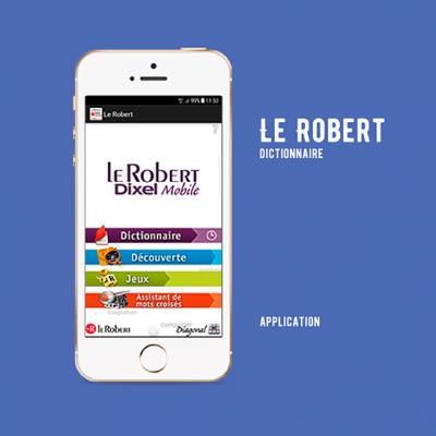 【字典】好用的手機法法字典 |權威字典手機版 Le Robert Mobile